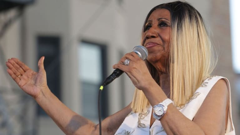 A 'Gravely Ill' Aretha Franklin Has Been Hospitalized