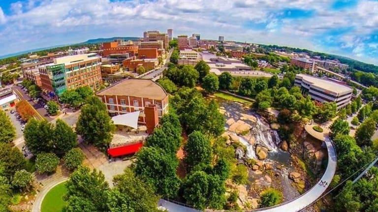 Greenville, SC: Artisphere, Cuisine & Jeans