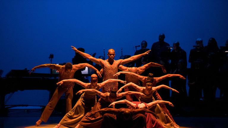 SocietEye: Alvin Ailey 60th Anniversary Opening Night Gala Benefit