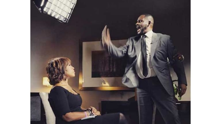 Bump a Grammy, R. Kelly Went for the Oscar During Gayle King Interview