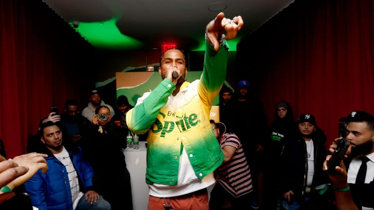 SocietEye: Sprite Launches Ginger Flavor, Streetwear Collection with Jeff Staple