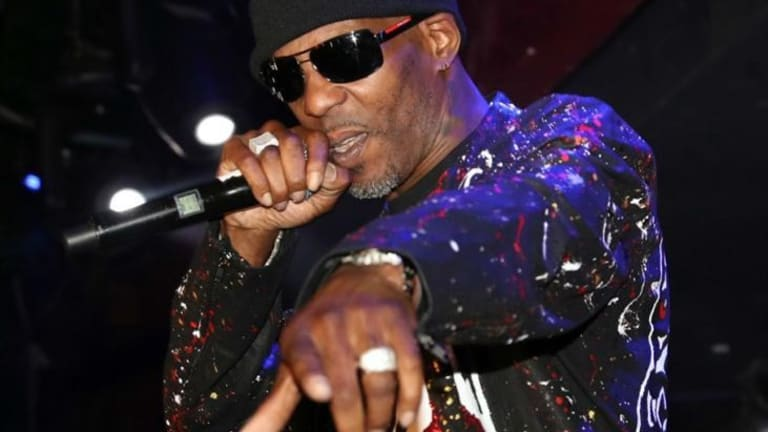 Weekday Distraction: DMX Remixes 'Rudolph the Red-Nosed Reindeer'