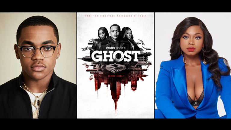 'Power Book II: Ghost' Is the Next Chapter for Tariq and Tasha St. Patrick