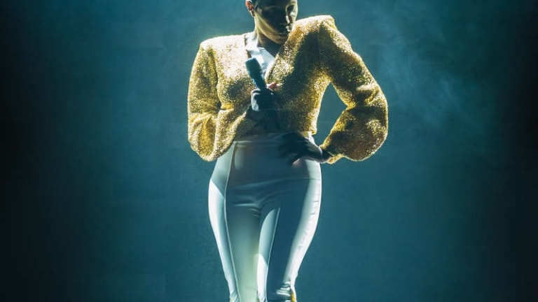 Paying Homage to Sommore for Her Latest Comedy Special 'A Queen with No Spades'