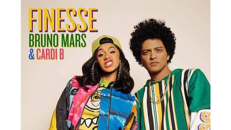 Weekday Distraction: Bruno Mars, Cardi B Pay Homage to 'In Living Color'