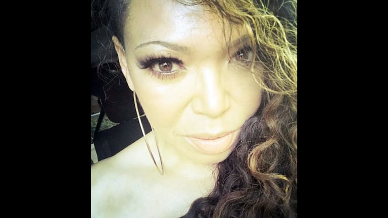 Heard on the Street: Tisha Campbell Heard Stylist Compare Black Hair to Pubes