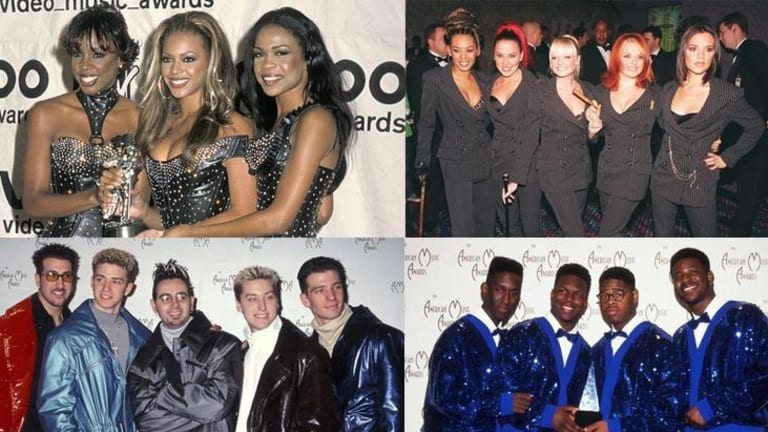 These Are The 10 Worst To Best 90's-00's Coordinated Band Outfits