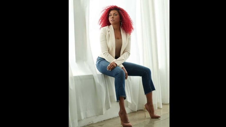 Taraji P. Henson Discusses What She Learned About Herself Through Therapy