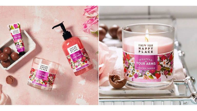 Editor's Pick: Give Your Galentine a Sensorial Experience With Find Your Happy Place