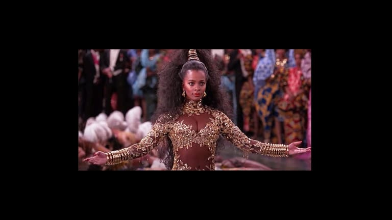 Heard on the Street: Vanessa Bell Calloway Says $30 Wig Landed 'Coming to America' Role