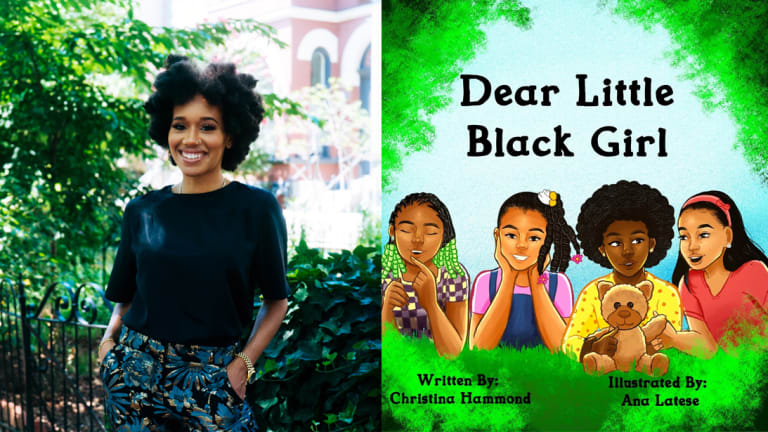 An Honest and Inspiring Conversation With Mother, Wife, and Author Christina Wilds