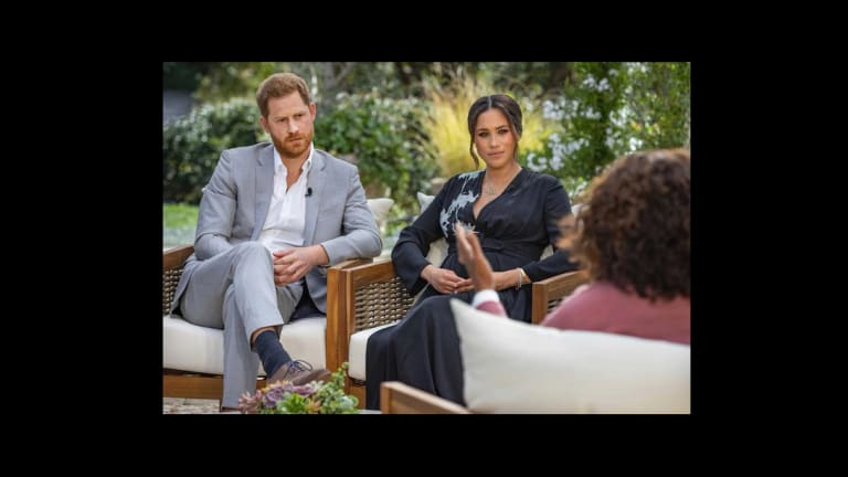 Black Twitter Has Meghan Markle's and Harry's Back After Bombshell Oprah Interview