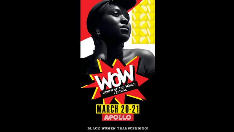 You're Invited to the Apollo Theater's WOW Virtual Festival