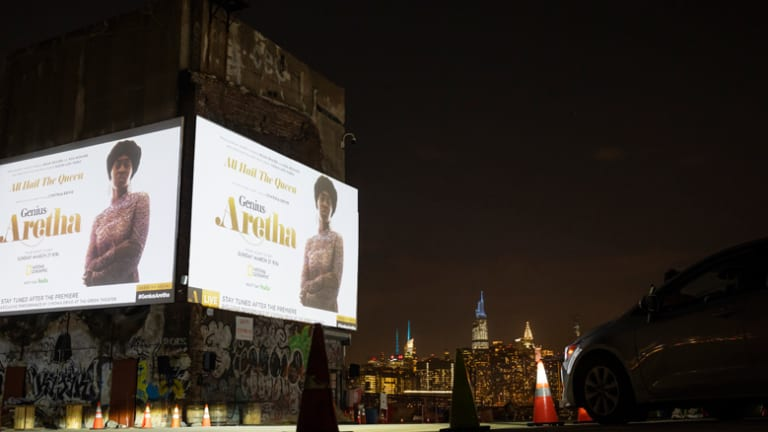 Out and About: 'Genius: Aretha' Drive-In Premieres in NYC, LA, ATL, and Detroit