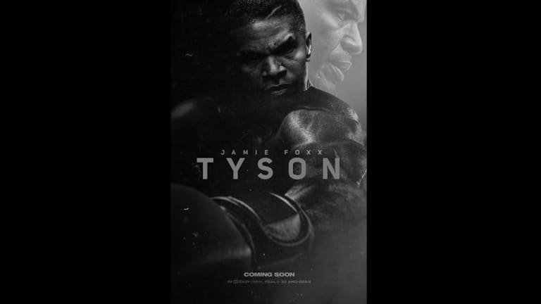 Jamie Foxx Describes the Opening Scene of 'Tyson' Limited Biographic Series