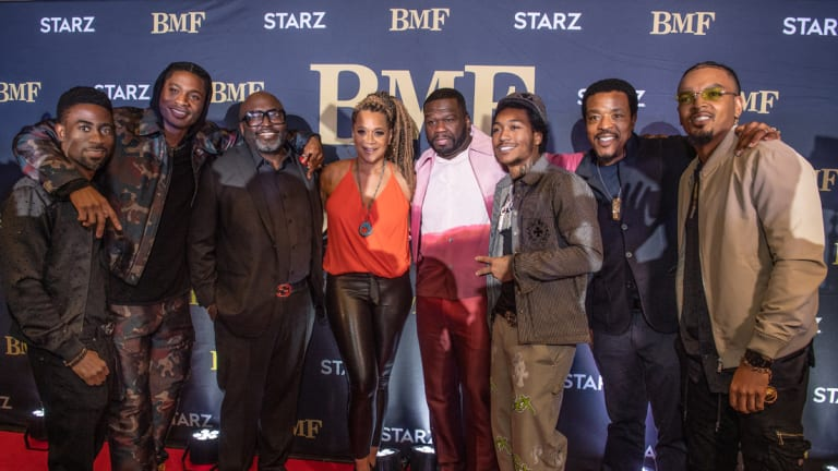 SocietEye: STARZ Hosts Screening of 'BMF' in Detroit