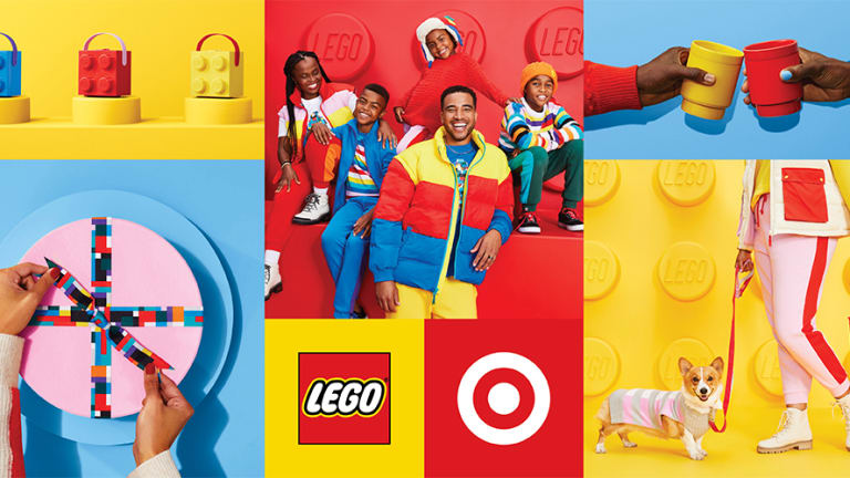 Build a Joyful Lifestyle With the LEGO Collection x Target