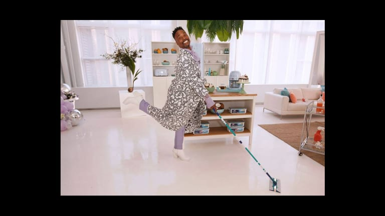 Billy Porter Says Spring Cleaning Is Self-Caring