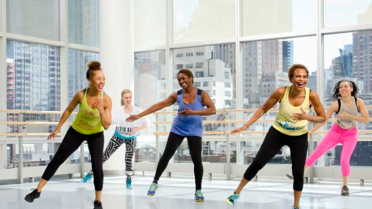 Ailey Extension Kicks Off Physical Fitness Month With Dance Fitness Sampler