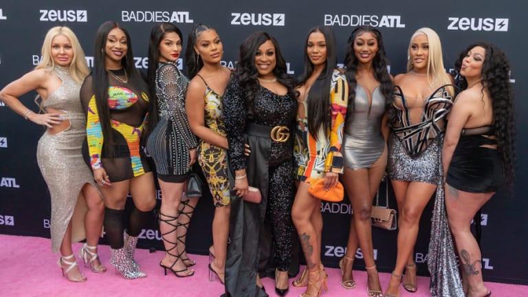 SocietEye: Zeus Network Celebrates 'Baddies ATL' Premiere