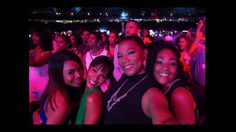 Heard on the Street: Queen Latifah Is Ready for a 'Girls Trip' Sequel