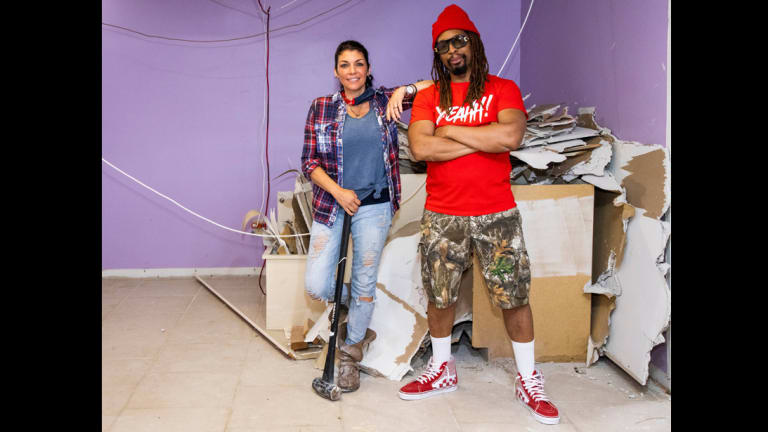 Lil Jon Is Taking His High-Energy Talents to HGTV