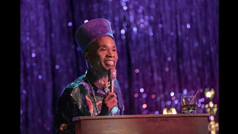Billy Porter Opens Up About Living With HIV for 14 Years