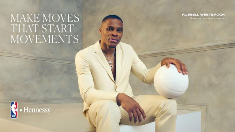 Hennessy, Russell Westbrook, and the NBA Have Unfinished Business