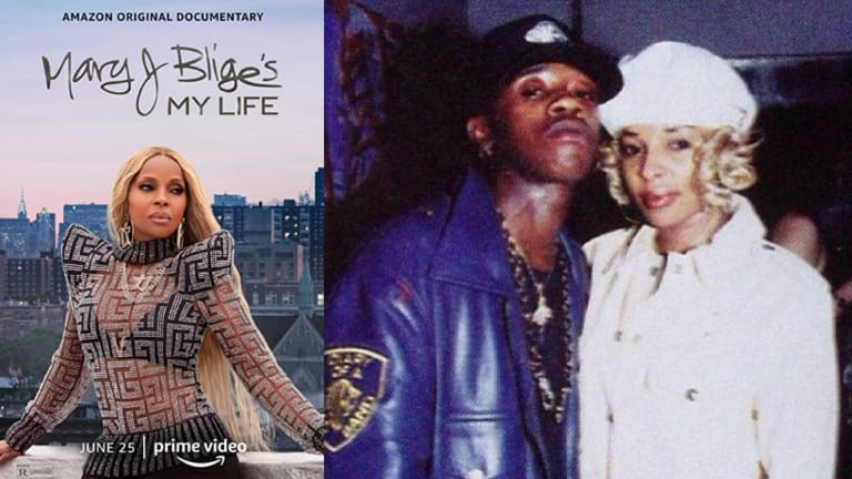 Heard on the Street: Mary J. Blige Discusses Toxic Relationship With K-Ci Hailey