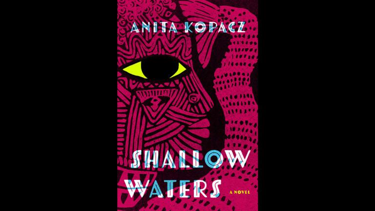 New Novel 'SHALLOW WATERS' Imagines Yemaya's Life, Romance & Discovery of Powers