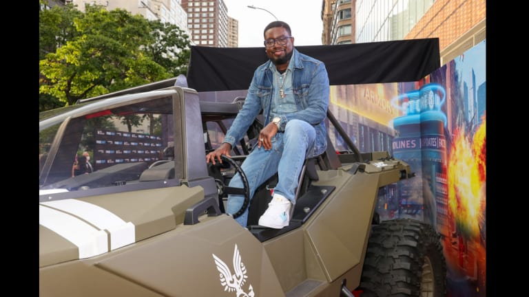 Quick Pics: Lil Rel Howery Attends the 'Free Guy' Premiere