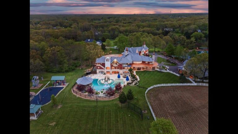 Go Inside: 'America's Most Entertaining' Mansion