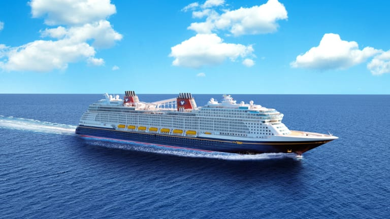 The New Disney Wish Cruise Ship Is Innovation at Sea