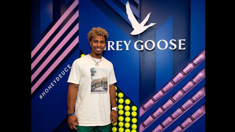 SocietEye: Grey Goose Serves the US Open