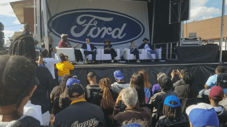 Celebrating a Huge HBCU Win with Ford and  'A Different World' Stars in Texas