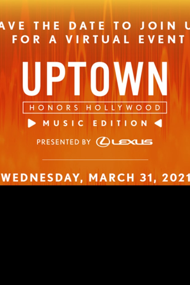 UPTOWN HONORS HOLLYWOOD event