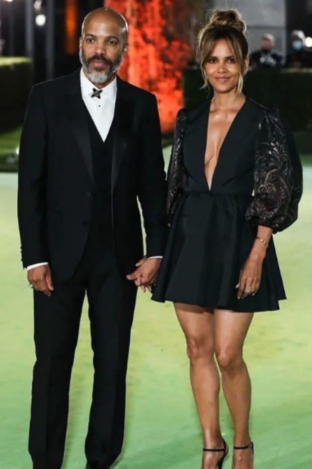 Halle Berry and Van Hunt