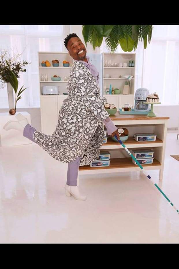 Billy Porter for Clorox Scentiva YasClean