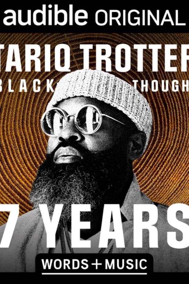 """Cover art for Tariq """"Black Thought"""" Trotter's 7 Years"""