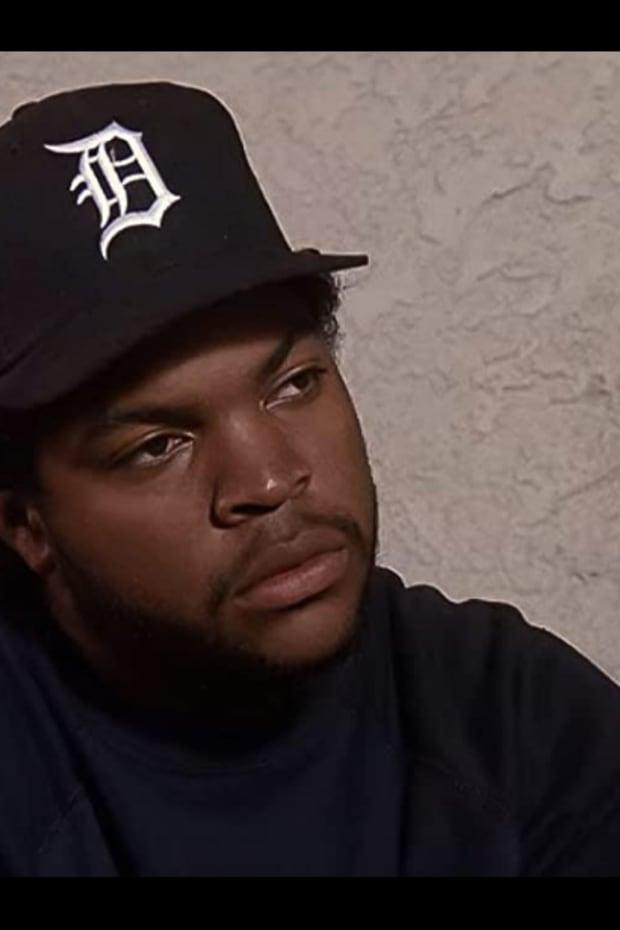 Ice Cube as Doughboy in John Singleton's Boyz n the Hood