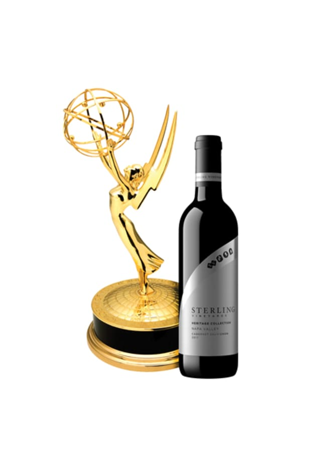 Sterling Vineyards is the official wine of the 73rd Primetime Emmy Awards