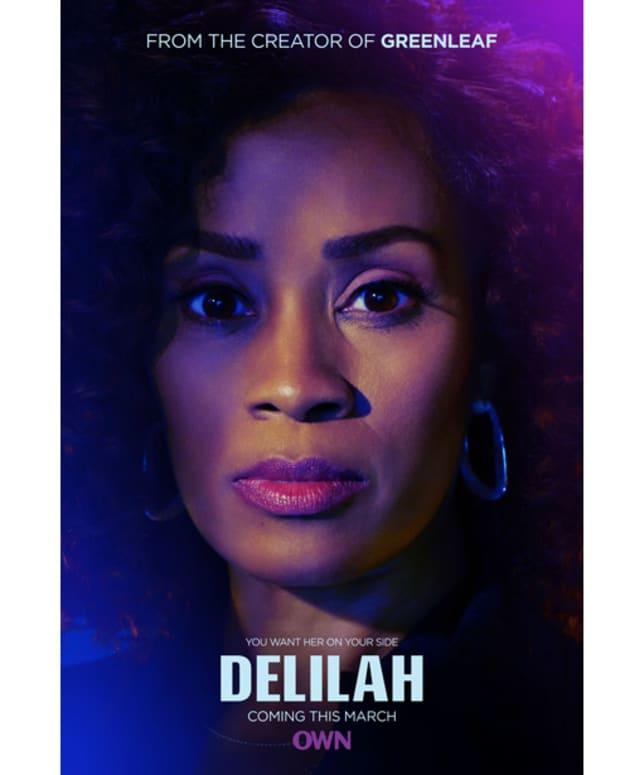 Delilah Series Poster
