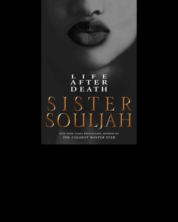 Sister Souljah's Life After Death novel cover