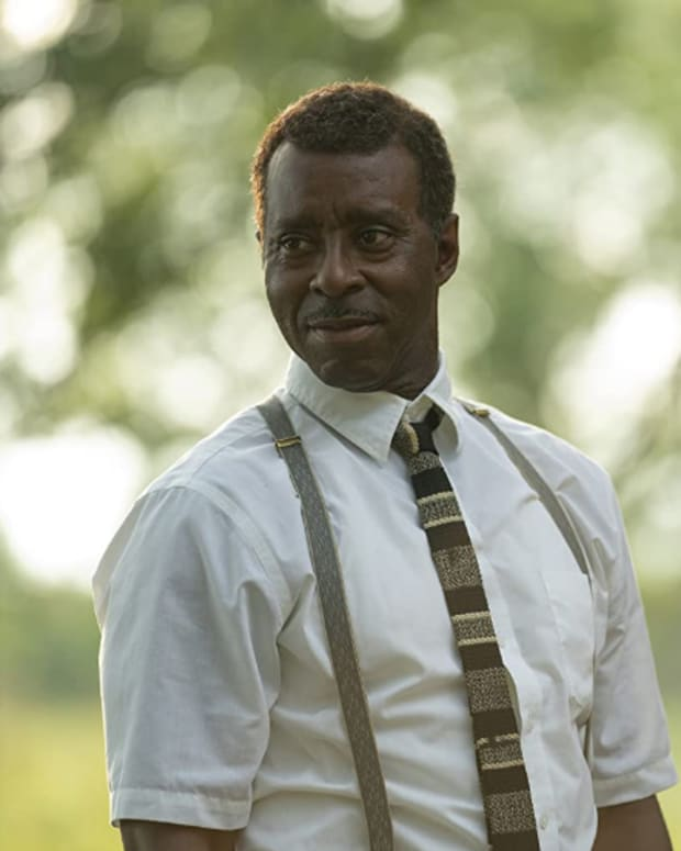 Courtney B. Vance as George Freeman in Lovecraft Country