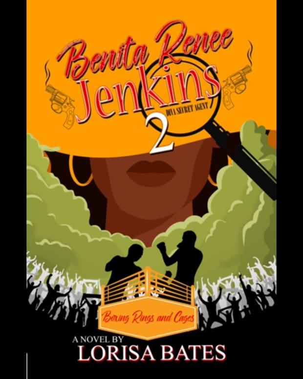 BENITA RENEE JENKINS 2: BOXING RINGS AND CAGES