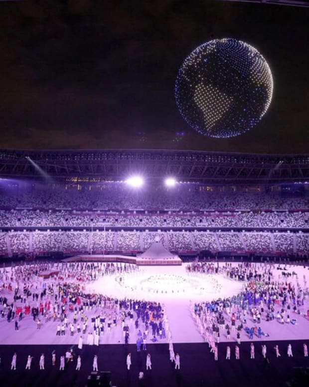 Olympic Games Tokyo 2020 Opening Ceremony