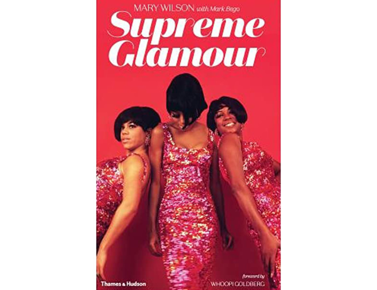 Supreme Glamour book cover