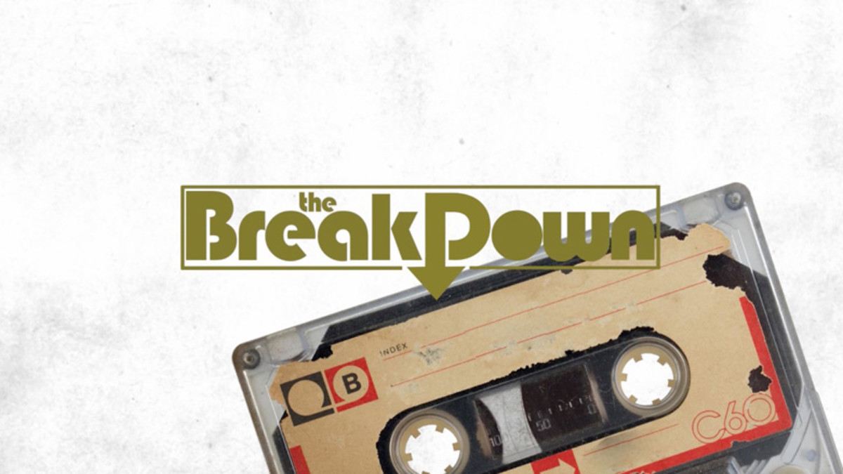 The Breakdown web series logo