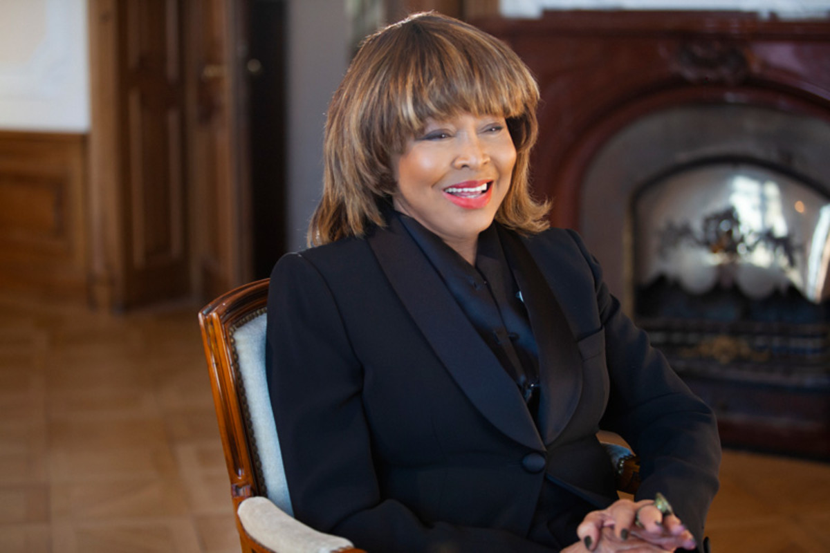 Tina Turner in TINA