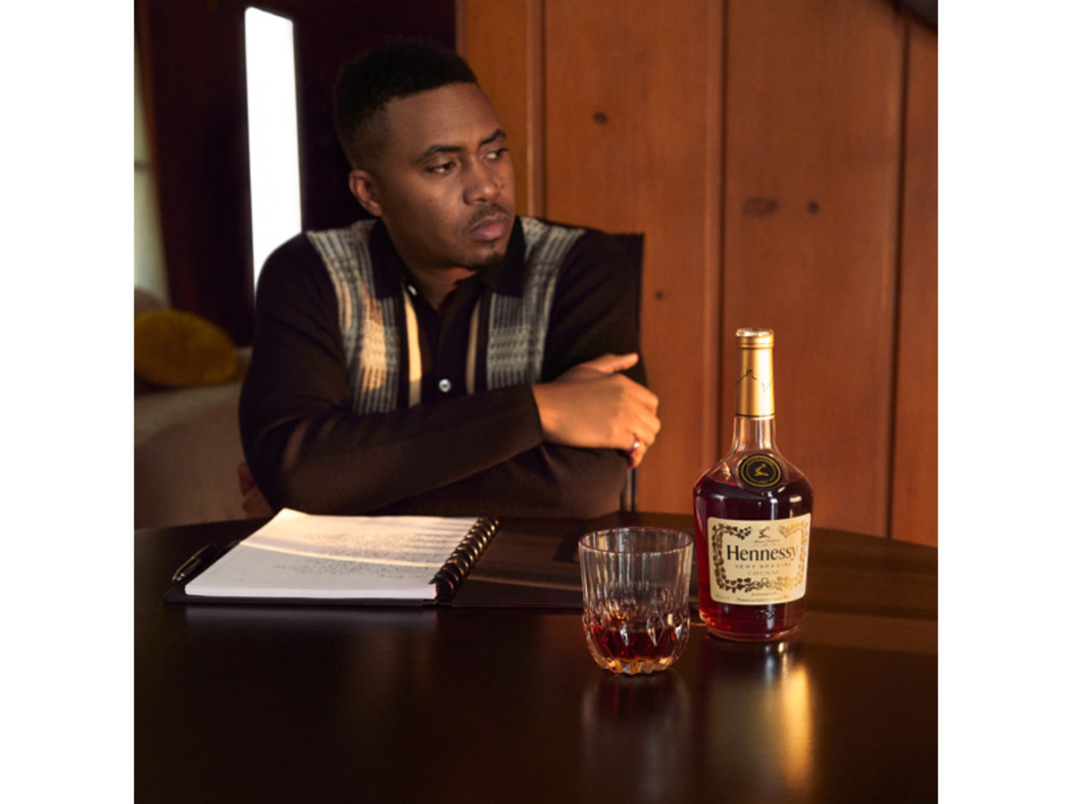 """Nas appears in """"Dear Destiny"""" to promote Hennessy's """"Never Stop Never Settle Society."""""""